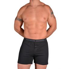 Loose Boxer 3 Pack - Black