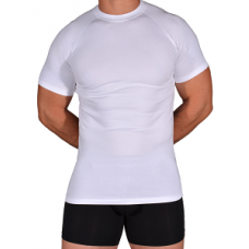 Fitted Raglan 2 Pack - White