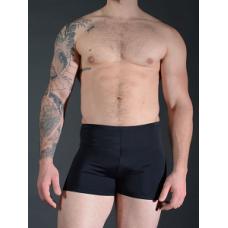 Stretch Nylon Shorts - black